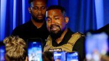 Kanye West annonce sa défaite en même temps que sa candidature pour la prochaine présidentielle