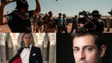 Le marocain Brice El Glaoui Bexter reçoit le prix Arab Star of Tomorrow 2020