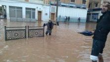 Inondations dans la province de Taroudant (Vidéos)