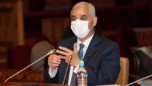 Khalid Ait Taleb : L'immunité collective pourrait être atteinte début mai
