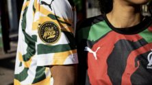 L'Olympique de Marseille dévoile un maillot aux couleurs du Maroc