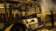 Incendie dans un dépôt de bus de transport urbain à Casablanca