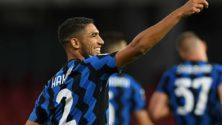 Pour Ronaldo, «Achraf Hakimi est l'une des meilleures recrues de l'Inter depuis une décennie»