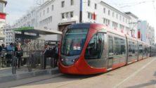 """Le trafic """"très perturbé"""" sur le réseau du tramway à Casablanca"""