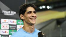 L'international marocain Yassine Bounou porte le FC Séville contre Barcelone