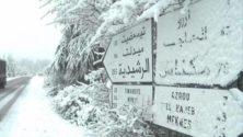 Il va neiger dans plusieurs villes du Maroc ces prochains jours
