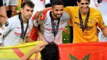 Bounou, En-Nesyri et El Haddadi boostent la popularité de FC Séville chez les Marocains