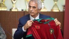 Vidéo : Vahid Halilhodzic n'est pas content de la prestation des Lions de l'Atlas