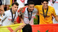 L'international marocain Munir El Haddadi convoqué avec les Lions de l'Atlas
