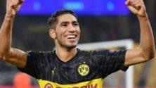 L'Inter Milan refuse catégoriquement de transférer l'international marocain Achraf Hakimi