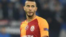 Younès Belhanda a été viré du club Galatasaray