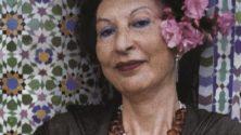 Photo : En Tunisie, une rue a été nommée en hommage à Fatema Mernissi