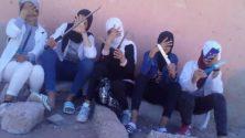 Les élèves ayant brandi des armes blanches placées en liberté surveillée
