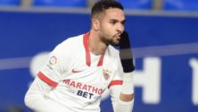 L'international marocain Youssef En-Nesyri dans le viseur de trois grands clubs européens