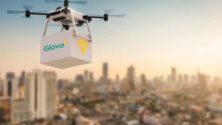 Glovo Maroc teste des drones pour livrer de la bouffe pendant le ramadan