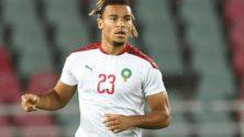 L'international marocain Samy Mmaee sacré champion de Hongrie