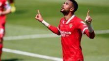 L'international marocain Youssef En-Nesyri dans le viseur d'un autre grand club européen