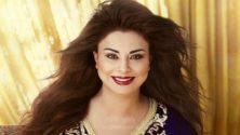 Photo : La chanteuse Latifa Raafat immortalise le moment où elle reçoit la première dose du vaccin anti-Covid