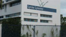 Le lycée Lyautey ferme ses portes suite à un flashmob