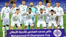 Certaines stars du Raja risquent de ne pas participer à la finale de la Coupe Mohammed VI