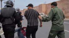Le casseur de la manifestation des enseignants contractuels condamné à un an de prison ferme