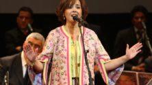 Photo : La chanteuse marocaine Karima Skalli annonce le décès d'un proche