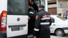 """Le """"Weld Lfchouch"""" a été arrêté après avoir provoqué un accident mortel et fui les lieux"""