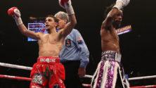 Le boxeur marocain Nordine Oubaali défend son titre de champion du monde aux USA