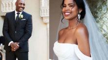 Photos : Voici les coulisses du mariage d'Idriss Elba, tout droit sorti d'un conte de fées, à Marrakech
