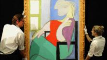 Un tableau de Picasso vendu à plus de 103 millions de dollars à New York