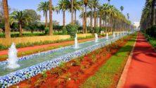Photos : Le parc de la ligue arabe, à Casablanca, rouvre ses portes