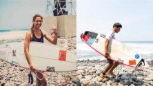 Les surfeurs marocains ont été célébrés à leur retour des championnats du monde ISA Surfing
