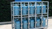 Les bonbonnes de gaz de plus de 40 ans sont désormais interdites sur le marché