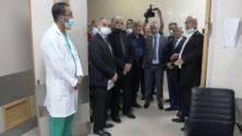 À Gaza, un hôpital vient d'être inauguré financé par un don du roi Mohammed VI