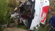 À Chichaoua, un accident de la route fait 7 morts et 21 blessés