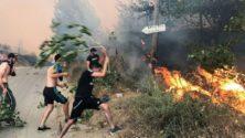 Le Maroc propose à l'Algérie deux Canadair marocains pour lutter contre les incendies de forêts