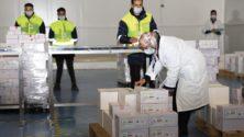 Le Maroc reçoit son premier lot du vaccin Pfizer