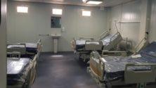 L'hôpital de campagne de Casablanca ouvre de nouveau ses portes