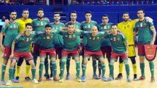 Le Maroc intègre le club des 8 grandes nations de Foot en salle