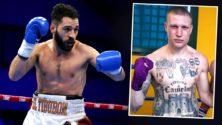 Le boxeur marocain Hassan Nourdine met KO son adversaire nazi