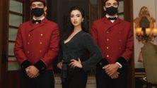 Sofia Saidi : la marocaine qui fait rougir le tapis de la Mostra !
