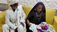 Inde : Une femme donne naissance à son premier enfant à 70 ans